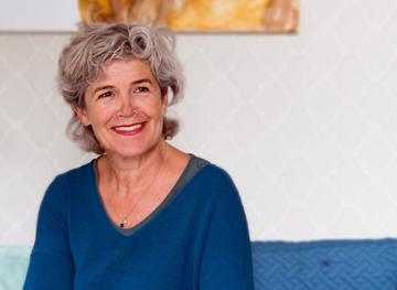 Patty Beentjes relatietherapeut. Foto: Heidi Borgart